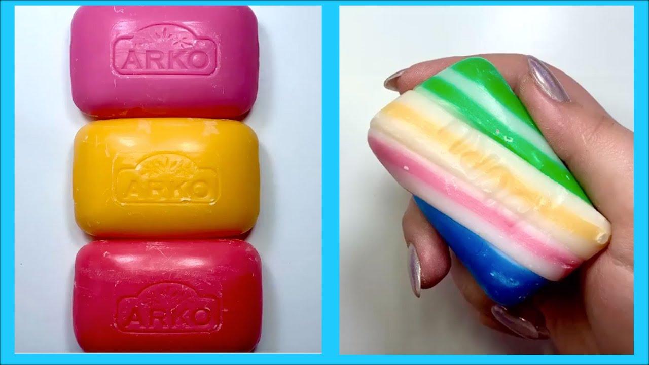 Rahatlatıcı Sabun Kesme -Soap Cutting- Videoları - RaVi #265