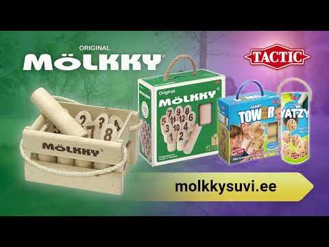 Mölkky - number üks õuemäng maailmas