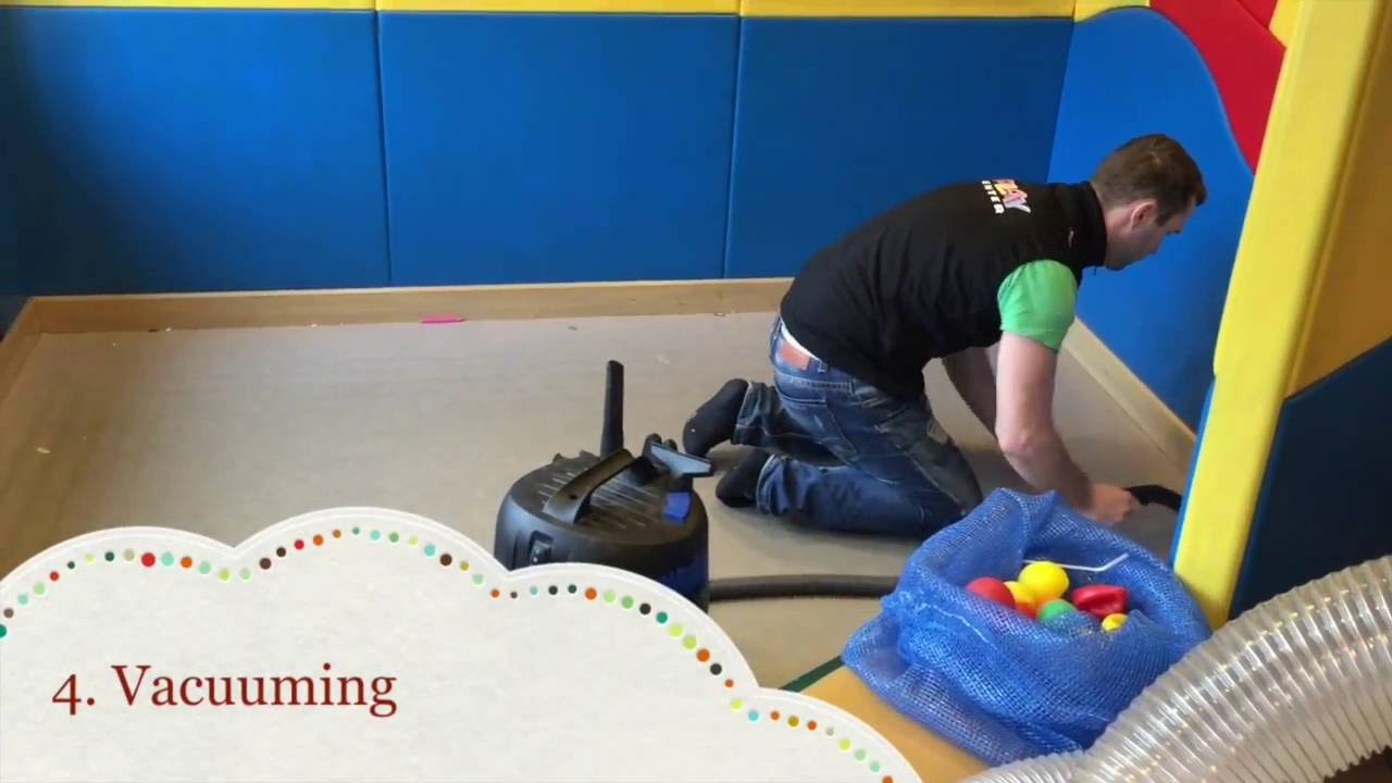ball pool cleaning playcenter youtube. Black Bedroom Furniture Sets. Home Design Ideas