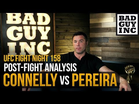 FIGHT OF THE NIGHT: Tristan Connelly made his name in one night…