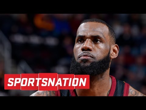 Where does LeBron James rank all-time? | SportsNation | ESPN