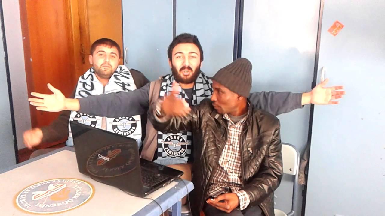 Yalova Üniversitesi Öğrencilerinden Taladro'ya Geçmiş Olsun Mesajı