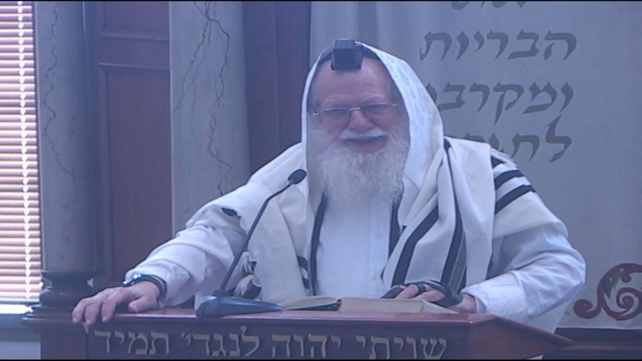תפילה של יהודי אינה חוזרת ריקם   הרב דב ביגון