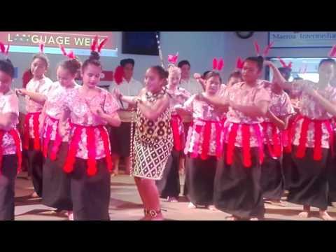 Maeroa Intermediate Tonga language week 2016