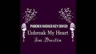 Toni braxton - unbreak my heart (higher ...