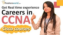 Careers and Training courses for Cisco CCNA Networking  I  Routing and Switching