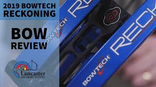 Bowtech Reckoning | A New Crossover Bow for 2019