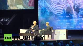 USA: 'We are all Jews' says Czech President at AIPAC