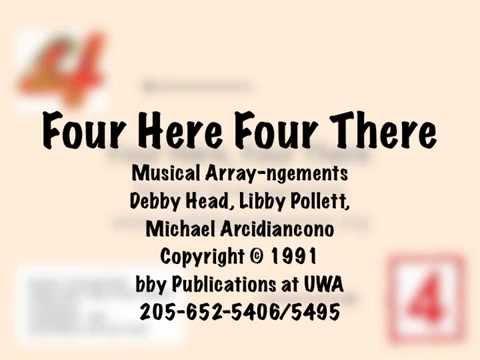 Four Here Four w/Lyrics