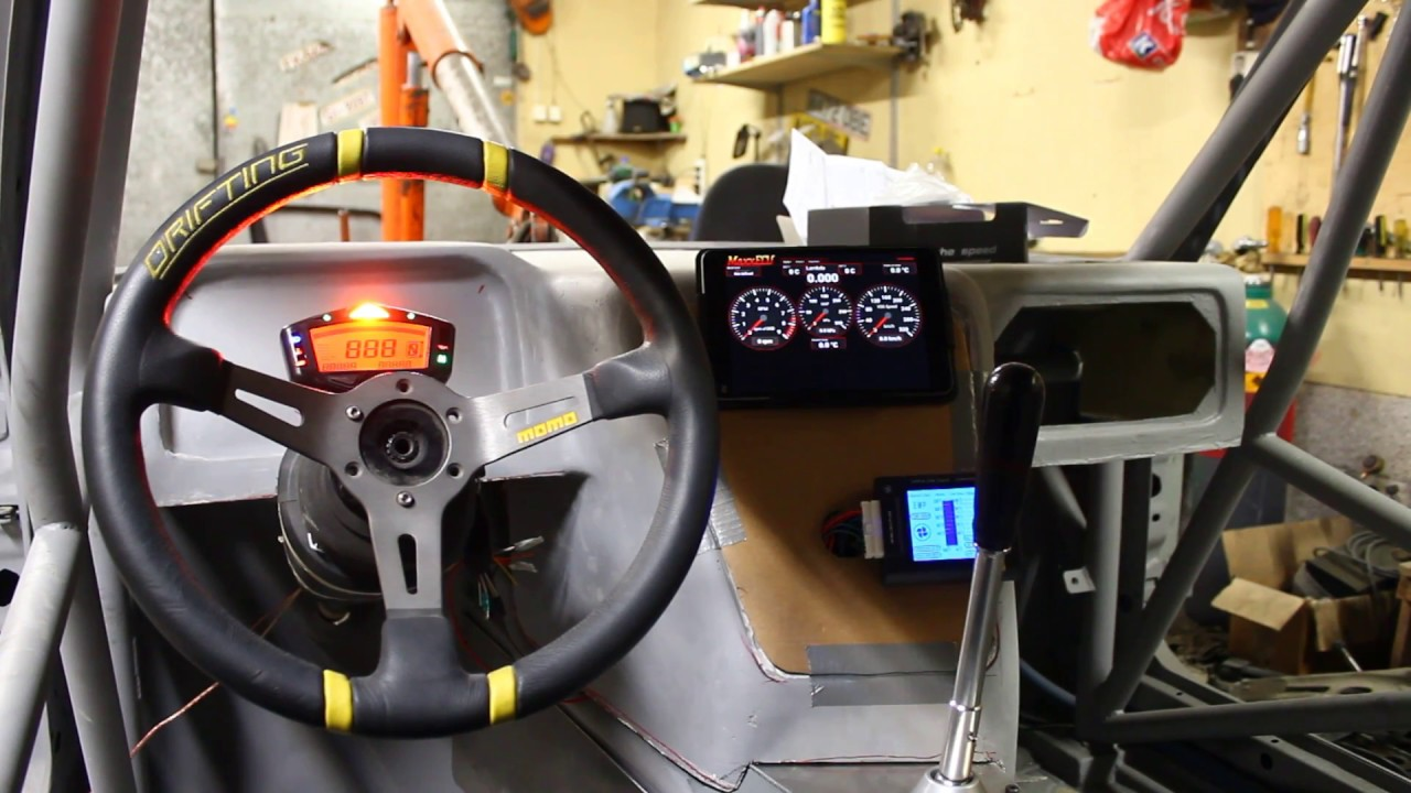 magnusracingteam bmw e30 race car dash display check youtube. Black Bedroom Furniture Sets. Home Design Ideas