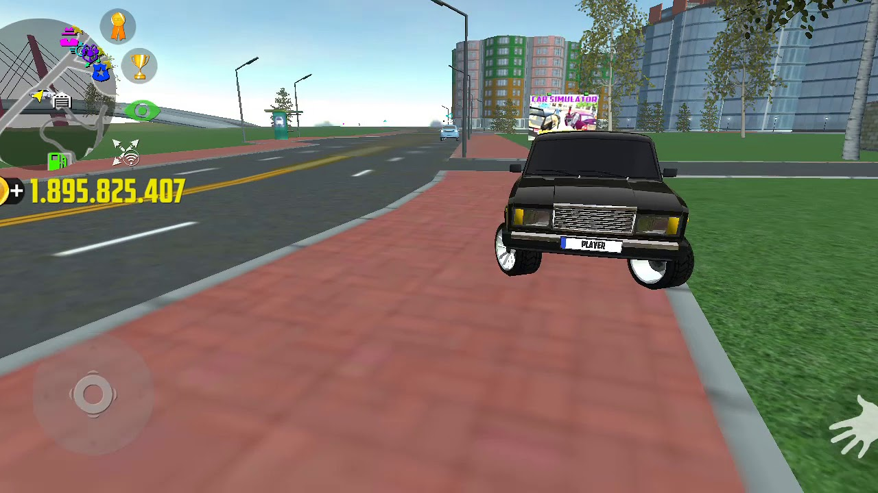 Car simulator 2 . Lada VAZ 07.