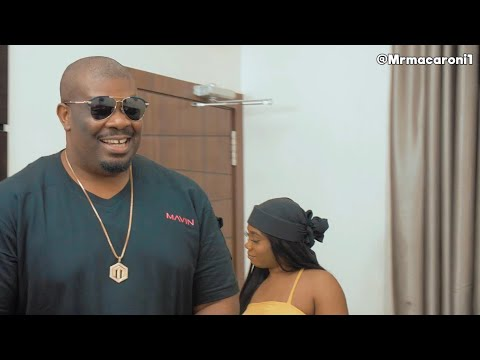 DONJAZZY MEETS HIS FATHER IN-LAW