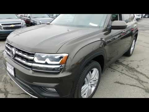 New 2019 Volkswagen Atlas Rockville, MD #KC515194