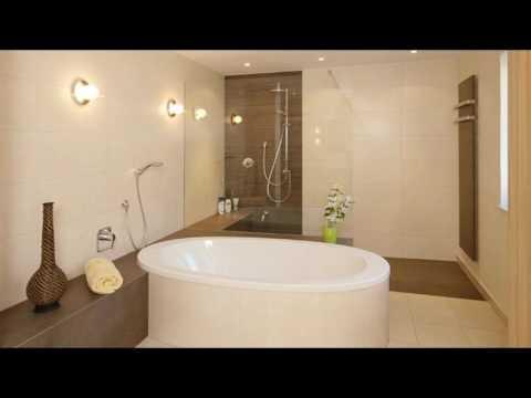 Badezimmer modern beige grau midir innen - badezimmer braun beige