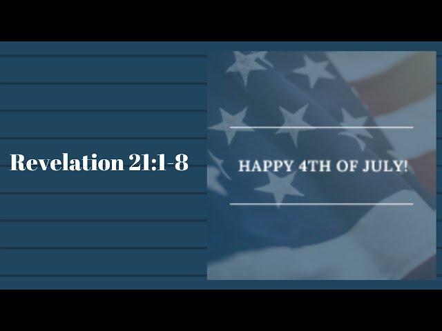 July 4th Live Stream