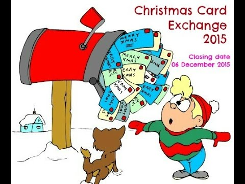 closed christmas card exchange 2015 closing date 06 december 2015 - Christmas Card Closings