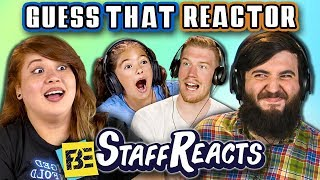 GUESS THAT REACTOR'S VOICE CHALLENGE #2! (ft. FBE STAFF)