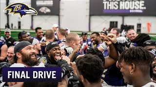 Ravens' Mentality As They Enter Playoffs | Ravens Final Drive
