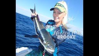 Micro Jigging - Cobia - Gold Coast fishing
