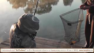 Платная рыбалка в Подмосковье недорого(Платная рыбалка в Подмосковье недорого в Рыболовном клубе