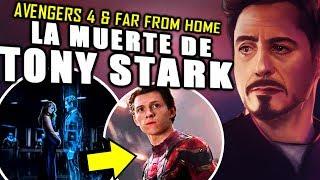 ¡TERRIBLE E INCREÍBLE! Iron Man morirá en Avengers 4 Endgame pero será el IA de Spider-Man | TEORÍA