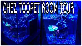 ROOM TOUR LIVE STUDIO TOOPET - AVEC TANGUY