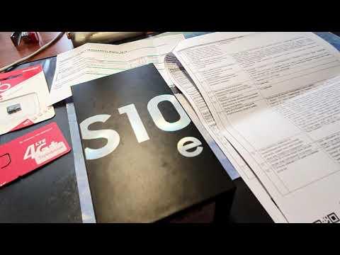 Клоунада в МТС - купил по акции S10E, не выдали чек, впарили услуги