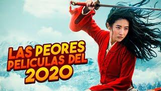 Top las 5 Peores Películas del 2020 I Fedewolf
