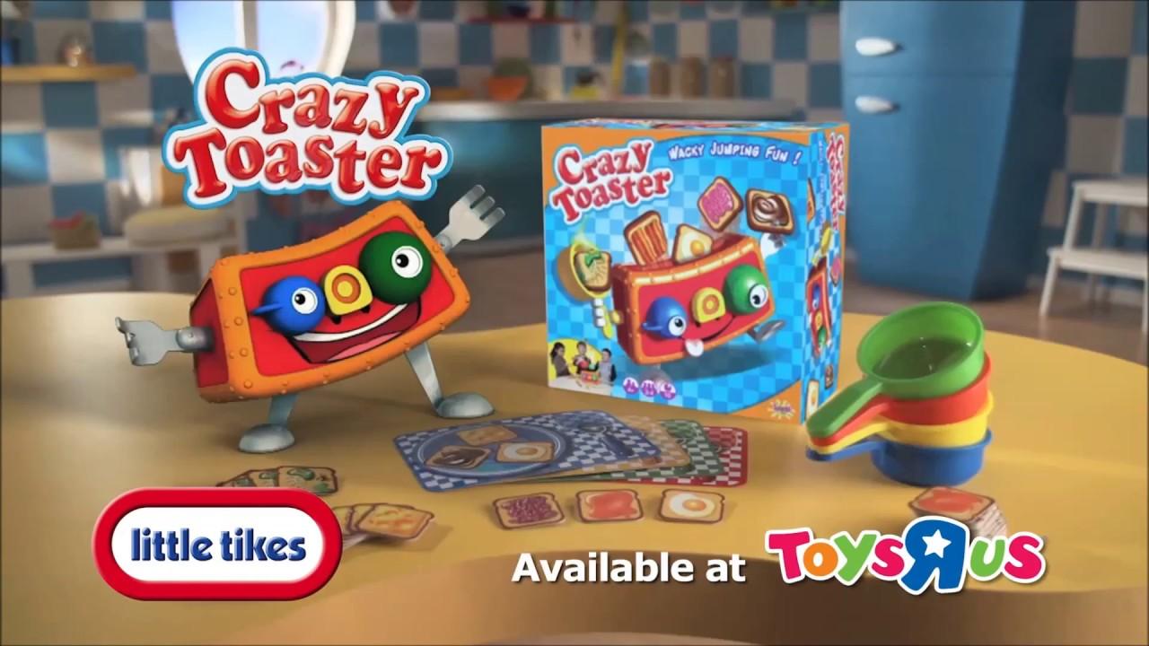 Little Tikes Crazy Toaster Action- & Spielfiguren