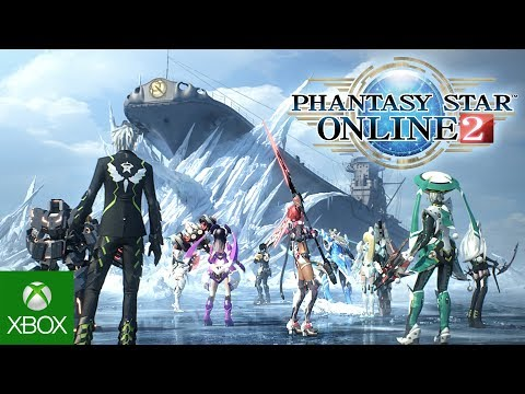 Phantasy Star Online 2 - E3 2019 Trailer