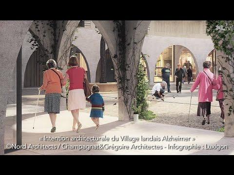 Des associations au cœur du projet innovant de Village Alzheimer à Dax