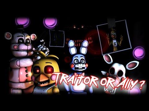 """[SFM] [FNaF] """"Traitor or Ally"""" (""""Murder"""" by TheRPGMinx)"""