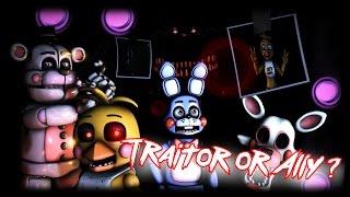 [SFM] [FNaF] 'Traitor or Ally' ('Murder' by TheRPGMinx)