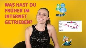 MSN, YouTube, Swissonline oder einfach rumsurfen