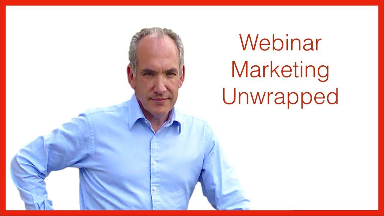 Webinar Marketing Unwrapped Introduction