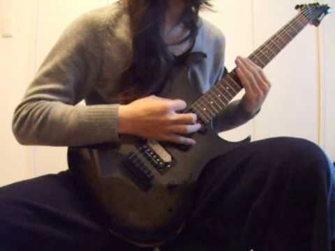 Bring Me The Horizon - Visions - Guitar Cover w/ TAB