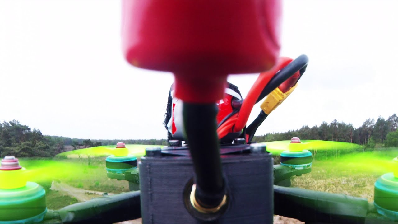 FPV and 3rd Person View with a GoPro Session 5 фото