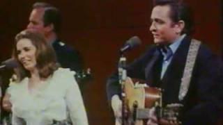 June Carter & Johnny Cash - Darlin