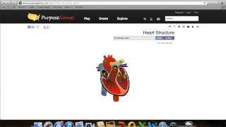 Nathan Butt Structure Of The Heart Purpose Games