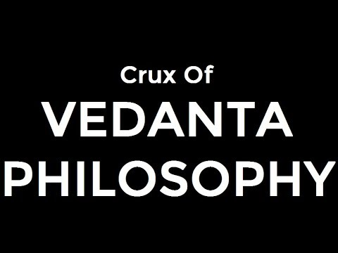 Comparing Shankar, Ramanuj & Madhav - Indian Vedanta Philosophy - UPSC - Hindi & English