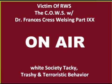 [Live] Dr Welsing - Black Life Is Unworthy in 'white society'