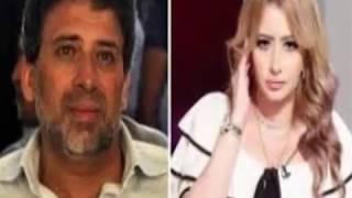 الفديو الاباحي لمي العيدان والمخرج خالد يوسف