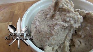 Choc Mint Ice Cream - Nicko's Kitchen