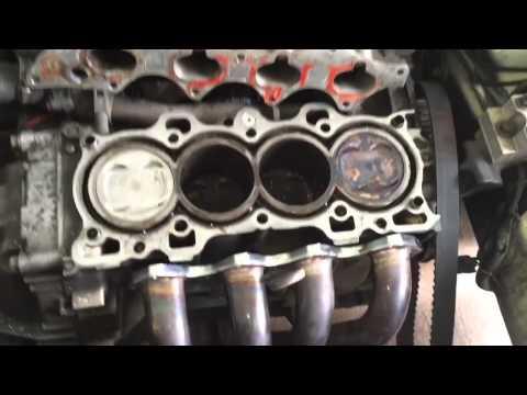 Honda civic b20b problem by Kyle Dempsey