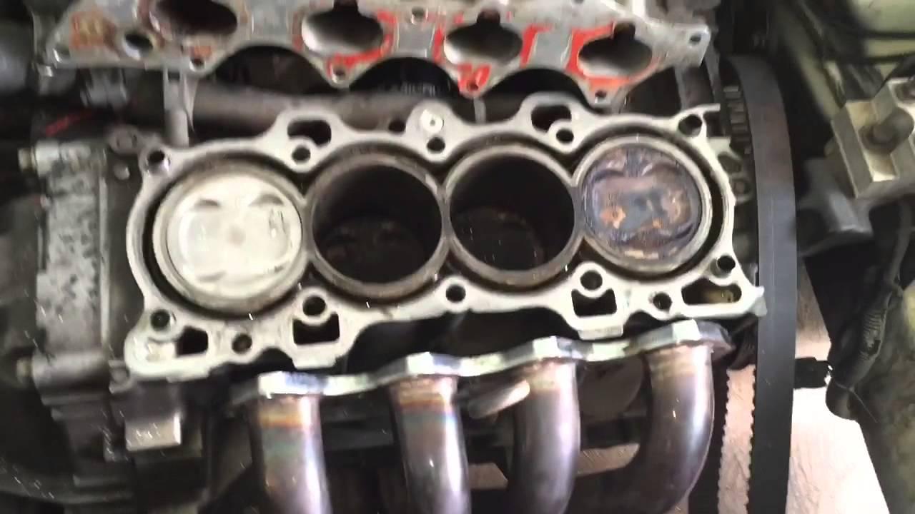 JDM Honda Integra B20 VTEC BUILD!!!!! Part 21 How to build a b20 VTEC/LSV part 1 - YouTube
