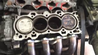 JDM Honda Integra B20 VTEC BUILD!!!!! Part 21 How to build a b20 VTEC/LSV part 1