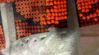 Вышивание бисером 1часть