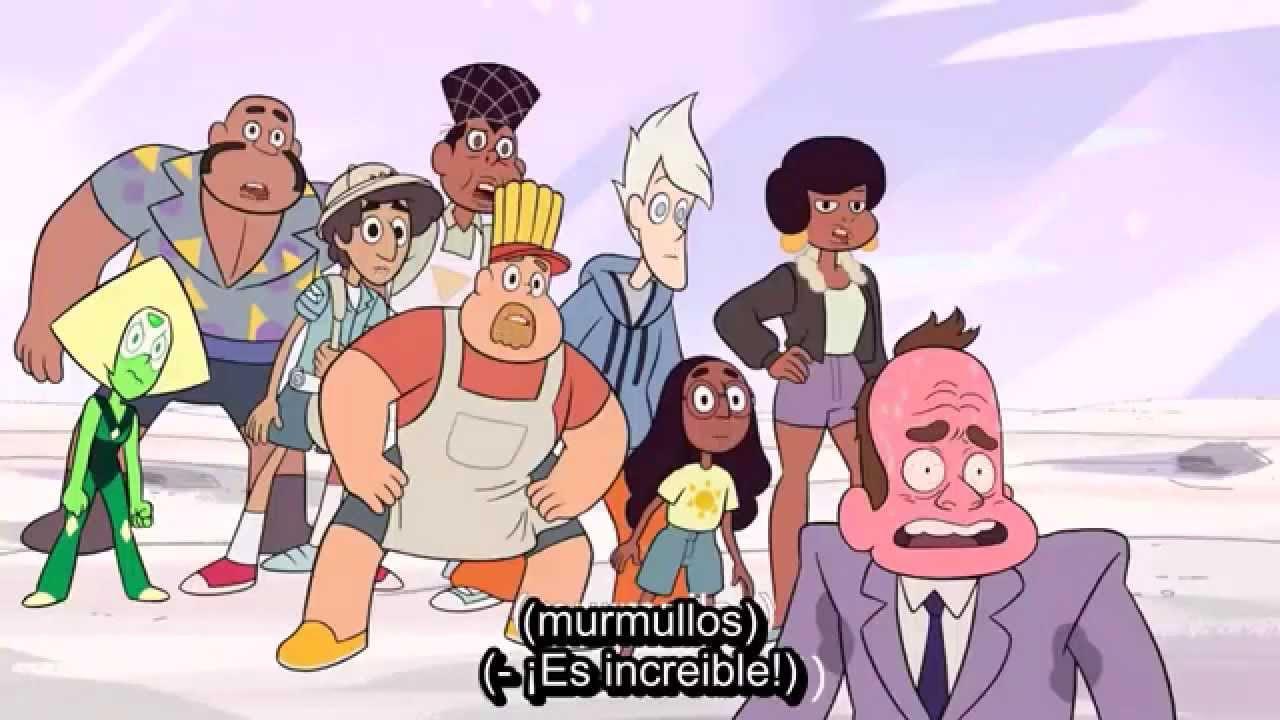 Steven universe rockealo rock it out subtitulado en