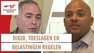 Social security in The Netherlands   Integreren in Nederland