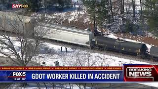 GDOT worker killed in accident